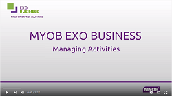 Managing-Activities