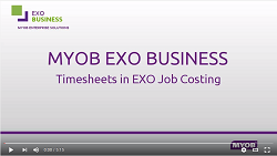 Timesheets-in-EXO-Job-Costing